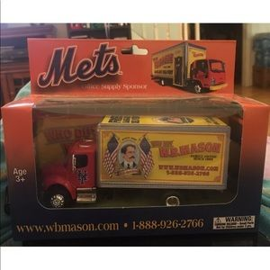 Other - Brand new Mets collectible truck from W.B. Mason